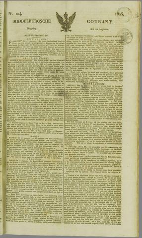 Middelburgsche Courant 1825-08-30