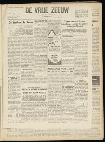 de Vrije Zeeuw 1950-11-13