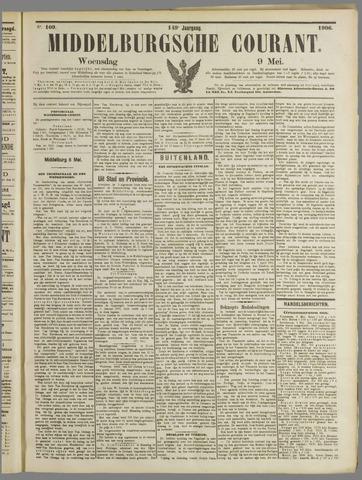Middelburgsche Courant 1906-05-09