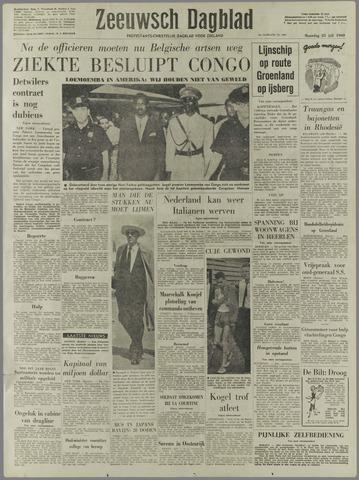 Zeeuwsch Dagblad 1960-07-25
