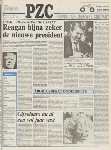 Provinciale Zeeuwse Courant 1980-11-05