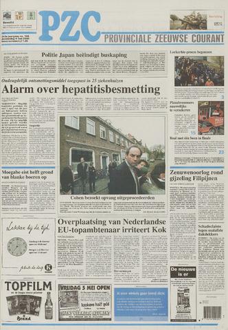 Provinciale Zeeuwse Courant 2000-05-04