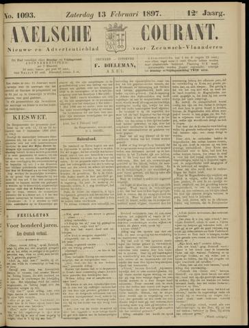 Axelsche Courant 1897-02-13