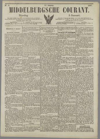 Middelburgsche Courant 1897-01-05