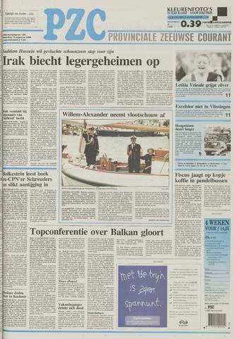 Provinciale Zeeuwse Courant 1995-08-14