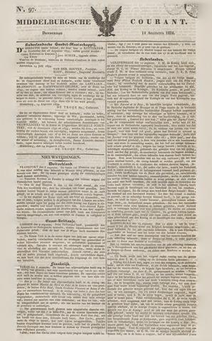 Middelburgsche Courant 1834-08-14