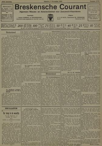 Breskensche Courant 1932-11-05