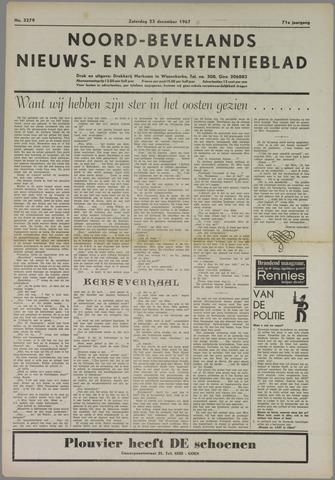 Noord-Bevelands Nieuws- en advertentieblad 1967-12-23