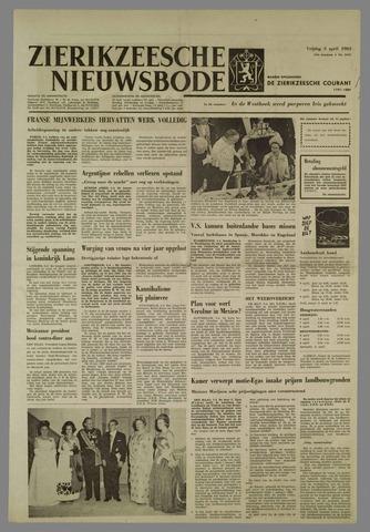 Zierikzeesche Nieuwsbode 1963-04-05