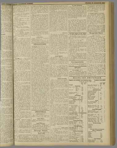 Nieuwe Zeeuwsche Courant 1920-08-21
