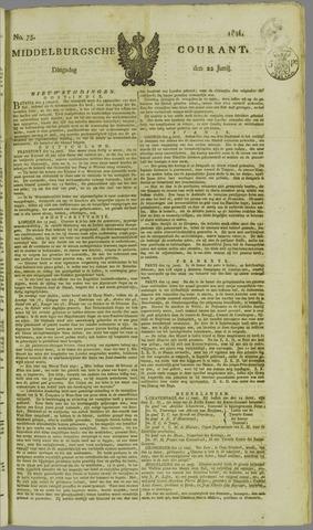 Middelburgsche Courant 1824-06-22