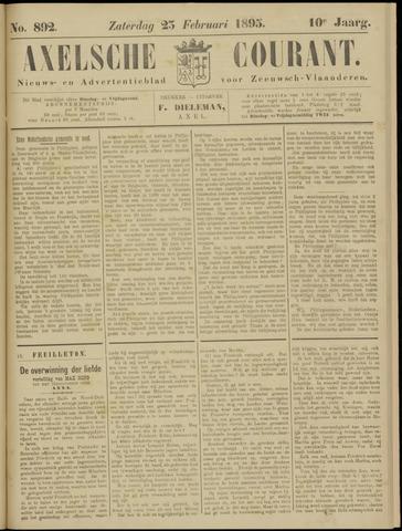 Axelsche Courant 1895-02-23