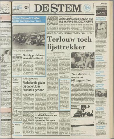 de Stem 1982-07-19