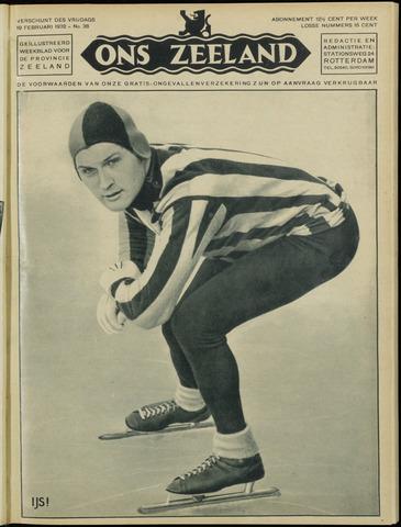 Ons Zeeland / Zeeuwsche editie 1932-02-19