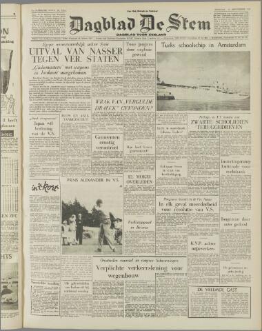 de Stem 1957-09-10