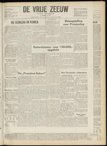 de Vrije Zeeuw 1951-09-18