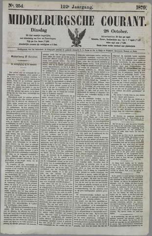Middelburgsche Courant 1879-10-28