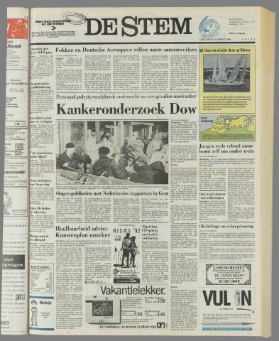 de Stem 1992-03-05