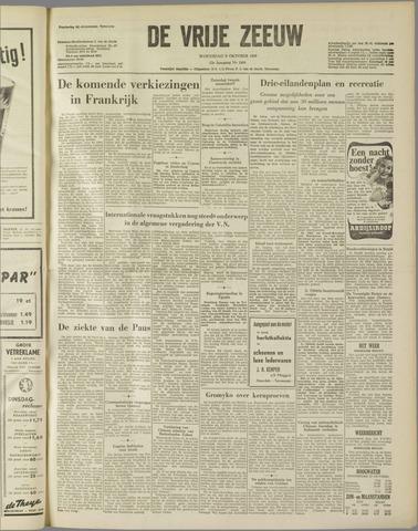 de Vrije Zeeuw 1958-10-08