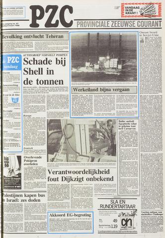Provinciale Zeeuwse Courant 1988-03-08