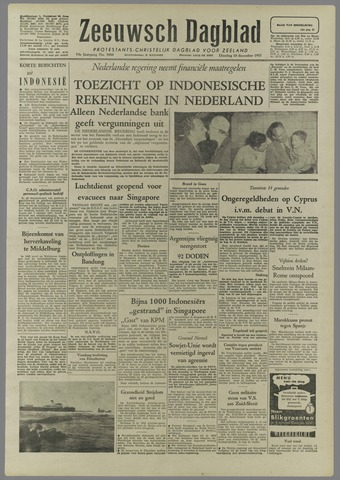 Zeeuwsch Dagblad 1957-12-10