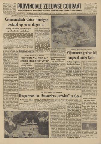 Provinciale Zeeuwse Courant 1958-10-27