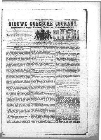 Nieuwe Goessche Courant 1872-02-09