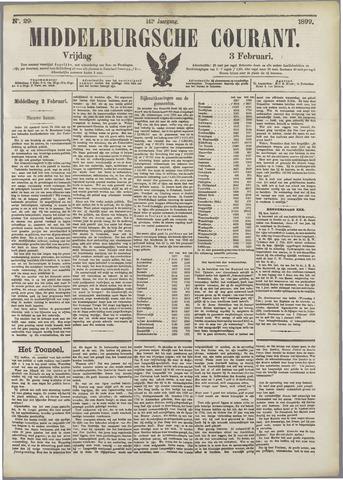 Middelburgsche Courant 1899-02-03