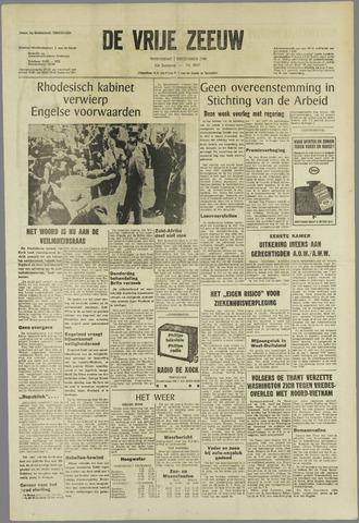de Vrije Zeeuw 1966-12-07
