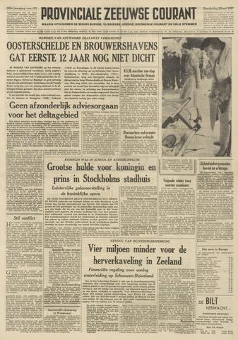 Provinciale Zeeuwse Courant 1957-05-23