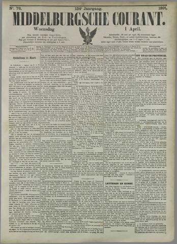 Middelburgsche Courant 1891-04-01