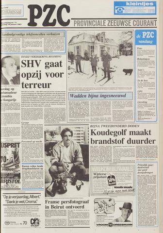 Provinciale Zeeuwse Courant 1987-01-14