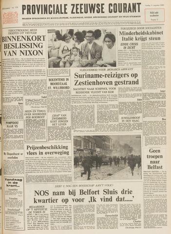 Provinciale Zeeuwse Courant 1969-08-05