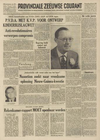 Provinciale Zeeuwse Courant 1961-06-28
