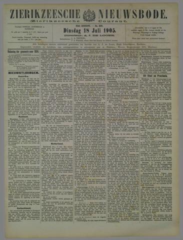 Zierikzeesche Nieuwsbode 1905-07-18