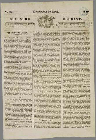 Goessche Courant 1849-06-28