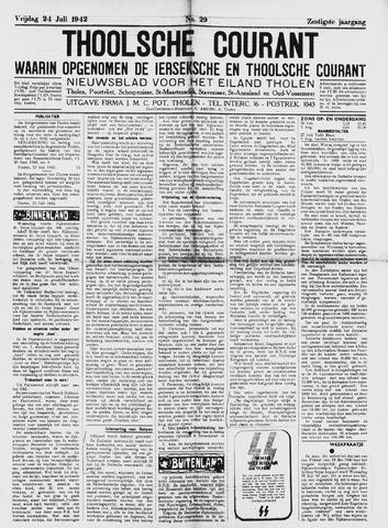 Ierseksche en Thoolsche Courant 1942-07-24
