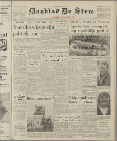 de Stem 1961-09-28