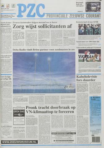 Provinciale Zeeuwse Courant 2000-11-24