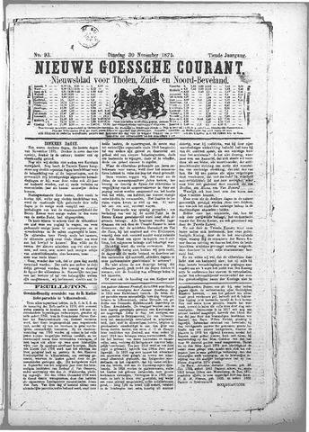 Nieuwe Goessche Courant 1875-11-30