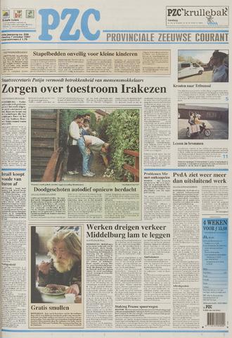 Provinciale Zeeuwse Courant 1997-10-07