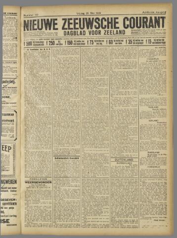 Nieuwe Zeeuwsche Courant 1922-05-26
