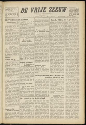 de Vrije Zeeuw 1946-11-20