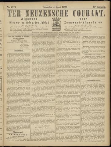 Ter Neuzensche Courant. Algemeen Nieuws- en Advertentieblad voor Zeeuwsch-Vlaanderen / Neuzensche Courant ... (idem) / (Algemeen) nieuws en advertentieblad voor Zeeuwsch-Vlaanderen 1909-03-04