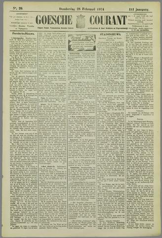 Goessche Courant 1924-02-28