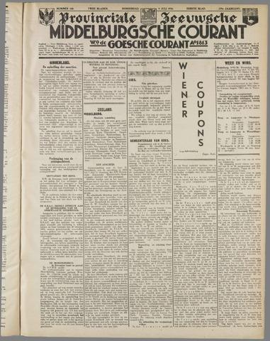 Middelburgsche Courant 1936-07-09