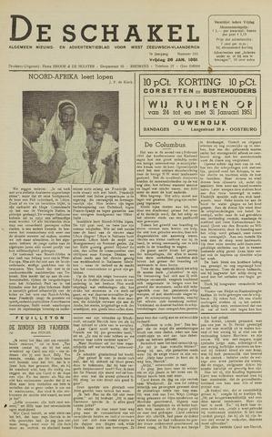 De Schakel 1951-01-26