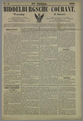 Middelburgsche Courant 1888-01-11