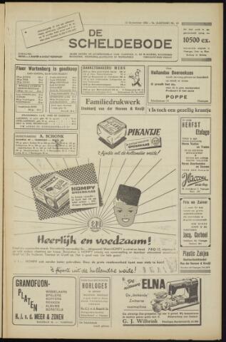 Scheldebode 1954-09-10