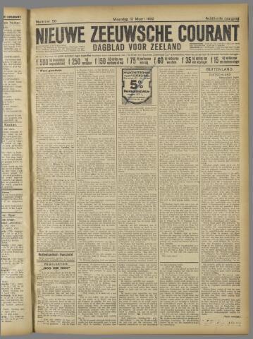 Nieuwe Zeeuwsche Courant 1922-03-13